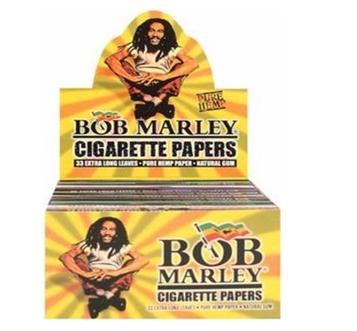 Bob Marley King Size Cigarette Paper 50 Booklets