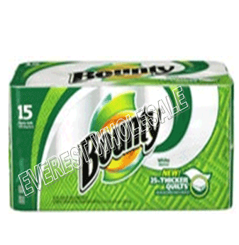Bounty Paper Towel Regular 15 Rolls / Pack