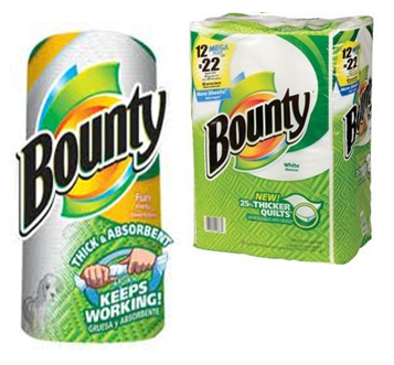 Bounty Paper Towel * Select Size * 12 pcs