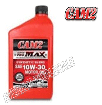 Cam2 Motor Oil 1 Qt * 10W-30 * 12 pcs
