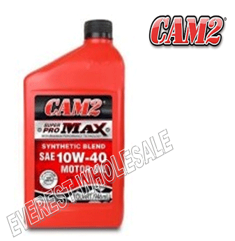 Cam2 Motor Oil 1 Qt * 10W-40 * 12 pcs