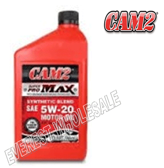 Cam2 Motor Oil 1 Qt * 5W-20 * 12 pcs