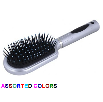 Cecilia Plastic Hair Brush * 12 pcs / Case