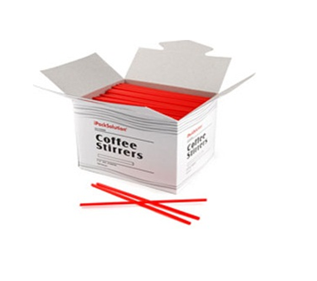 Coffee Stirrer Bulk 8 in * 10 Box / Case