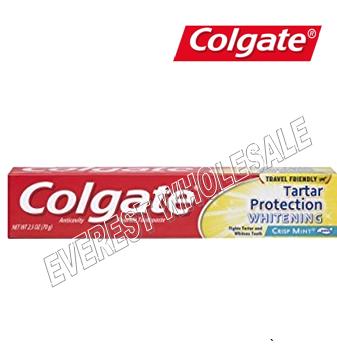 Colgate Tartar Protection Whitening 8 oz * 12 pcs