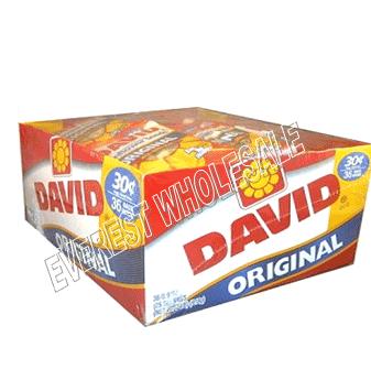 David Sunflower Seeds 30 Cents 0.9 Oz * Original * 36 pcs