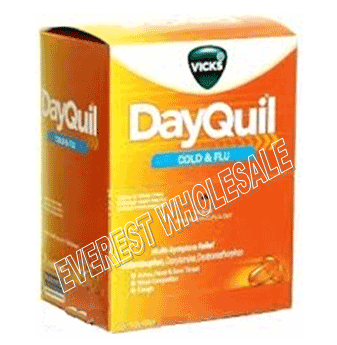 Dayquil Cold & Flu Tablets 25 x 2`s