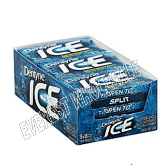 Dentyne Ice * Winter Chill * 9 pks / Box