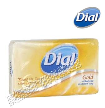 Dial Bath Soap 4 oz * Gold * 22 pcs Pack