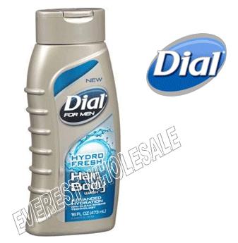 Dial Body Wash For Men 21 fl oz * Hair & Body * 6 pcs