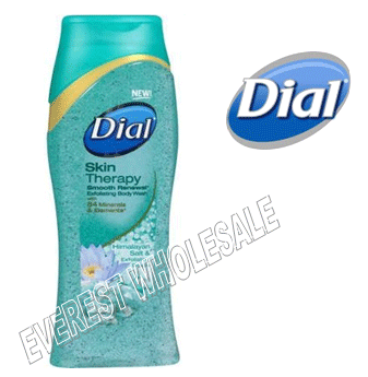 Dial Body Wash 21 fl oz * Skin Theraphy * 6 pcs