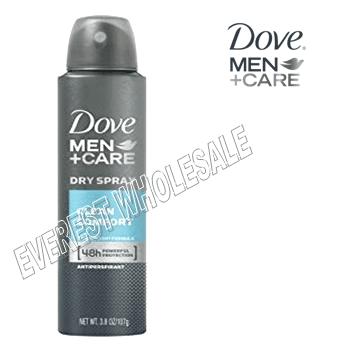 Dove Body Spray For Men 150 Ml Clean Comfort 6 Pcs Everest