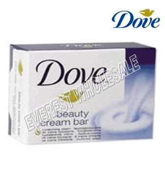 Dove Bath Soap 135 g * Cream Bar * 12 pcs