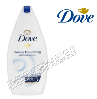 Dove Shower Cream 500 ml * Deeply Nourishing * 6 pcs