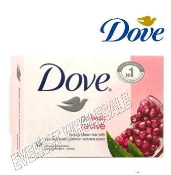 Dove Bath Soap 135 g * Revive * 12 pcs