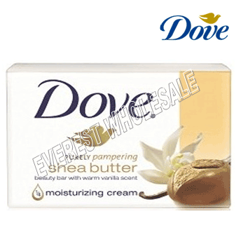 Dove Bath Soap 135g * Shea Butter Oil * 12 pcs