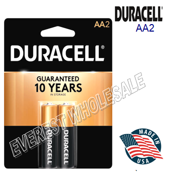Duracell Battery AA 2 * 14 pcs / Box