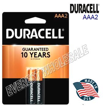 Duracell Battery AAA 2 * 18 pcs / Box