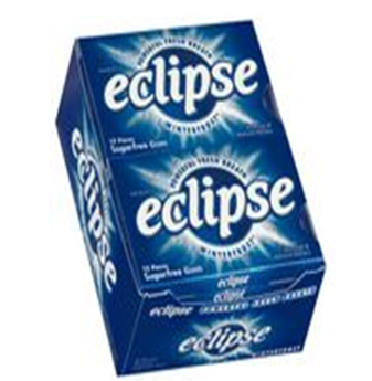 Eclipse Gum * Winterfrost * 12 pks / Box