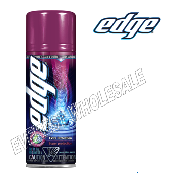 Edge Shaving Gel 7 oz * Extra Protection * 6 pcs