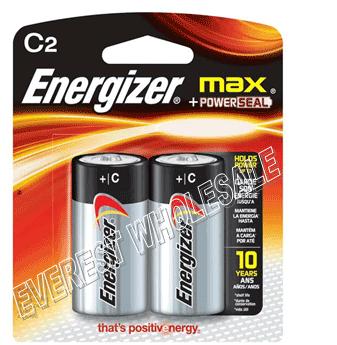 Energizer Battery Max * C2 * 12 Pcs