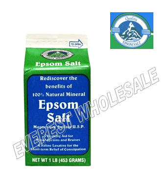 Epsom Salt 1 lbs * 12 pcs