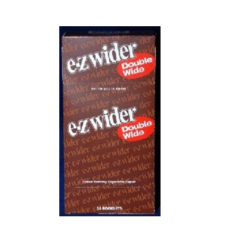 Ez Wider Cigarette Paper Doublewide * 24 pcs / Box