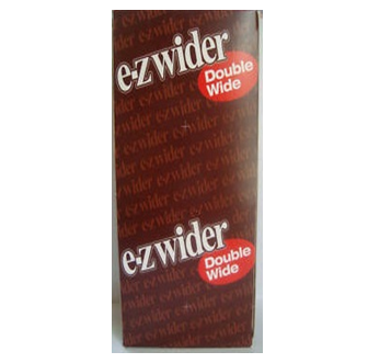 Ez Wider Cigarette Paper Doublewide * 50 pcs / Box