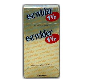 Ez Wider Cigarette Paper Lights * 24 pcs