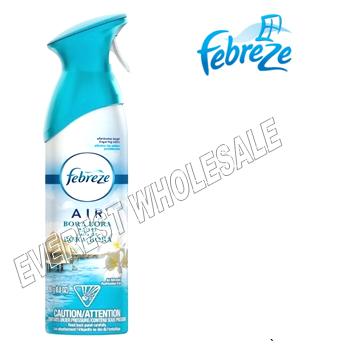 Febreze Air Freshener 8.8 oz * Bora Bora Waters * 12 pcs