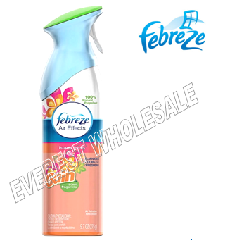 Febreze Air Freshener 8.8 oz * Gain Island Fresh * 12 pcs