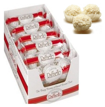 Ferrero Raffaello Coconut Balls 3`s * 12 pcs