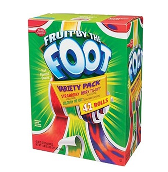 Fruit By The Foot 36 rolls