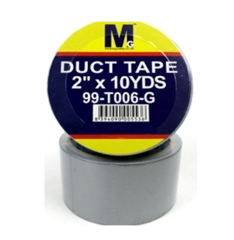 Duct Tape Grey Color 2``x 10 yards * 6 pcs