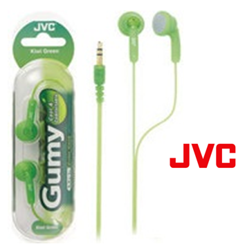 JVC Gumy Earphone * Kiwi Green *