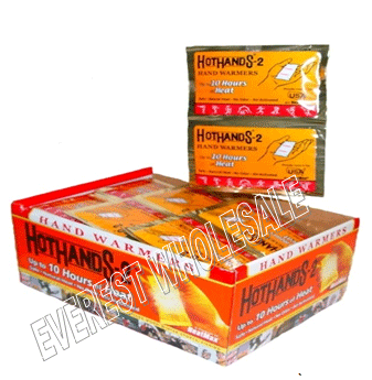 Hand Warmers Hot Hands * 40 pks