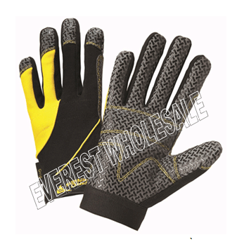 Heavy Duty Construction Glove with Belt * 3 pcs