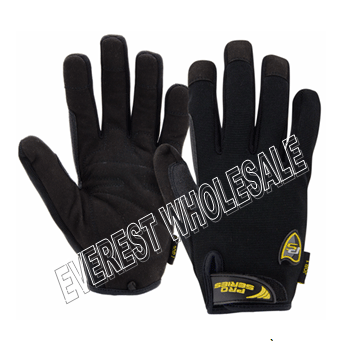 Working Glove Heavy Duty With Belt * 3 pcs