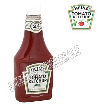 Heinz Tomato Ketchup 24 oz * 12 pcs