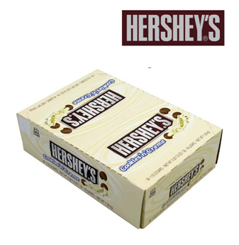 Hershey's Cookies'N'Creme Chocolate 36 ct