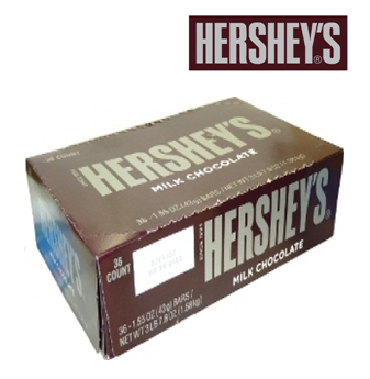 Hershey's Milk Chocolate 36 ct