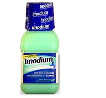 Imodium Liquid 4 fl oz / Bottle * 6 Bottles