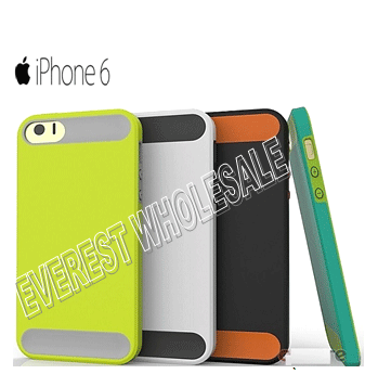 Hard Phone Covers for Iphone 6 * Assorted Colors * 12 pcs