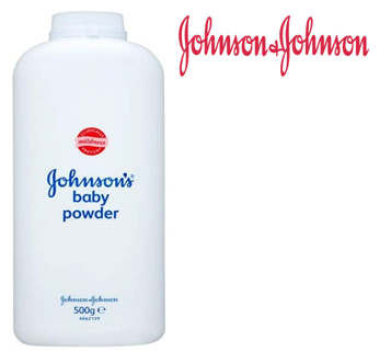 Johnson & Johnson Baby Powder 500 g * 12 pcs