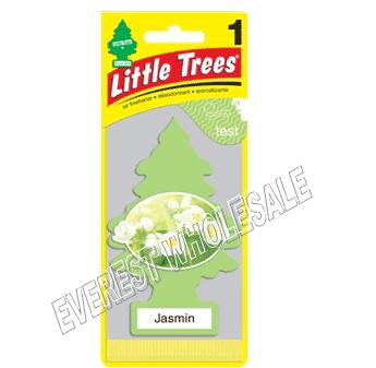 Little Trees Car Freshener * Jasmin* 1`s x 24 ct