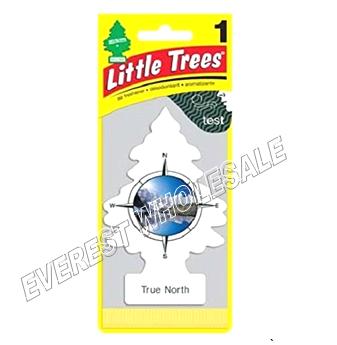 Little Trees Car Freshener * True North * 1`s x 24 ct