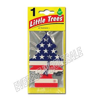 Little Trees Car Freshener * Vanilla Pride * 1`s x 24 ct
