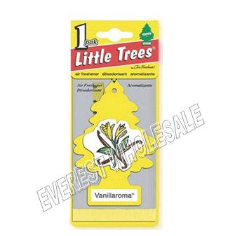 Little Trees Car Freshener * Vanillaroma * 1`s x 24 ct