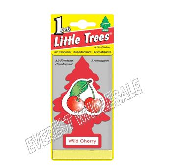 Little Trees Car Freshener * Wild Cherry* 1`s x 24 ct