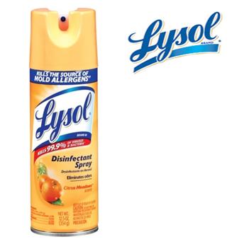 Lysol Air Freshener 12 oz * Citrus Meadows * 12 pcs